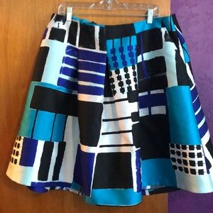 Lane Bryant skirt with POCKETS